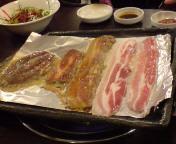 豚焼肉三昧